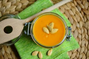 Zero Waste Canada - Freezing Pumpkin Soup